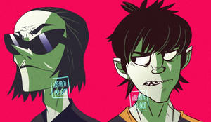 Phase 5 Murdoc and Ace