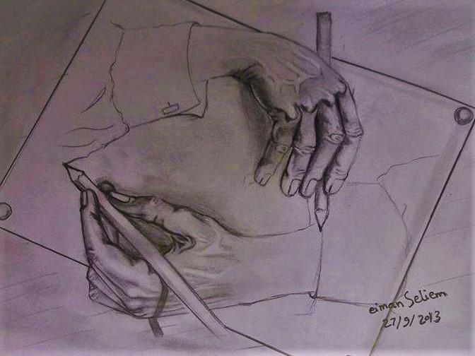 hand by EimanSeleem