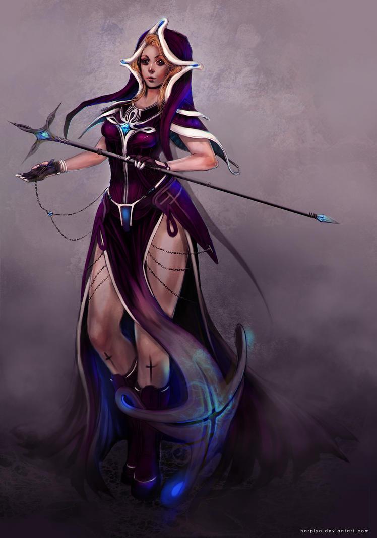 Nun2 by Harpiya