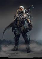 BrainStorm - Fossil Soldier by Harpiya