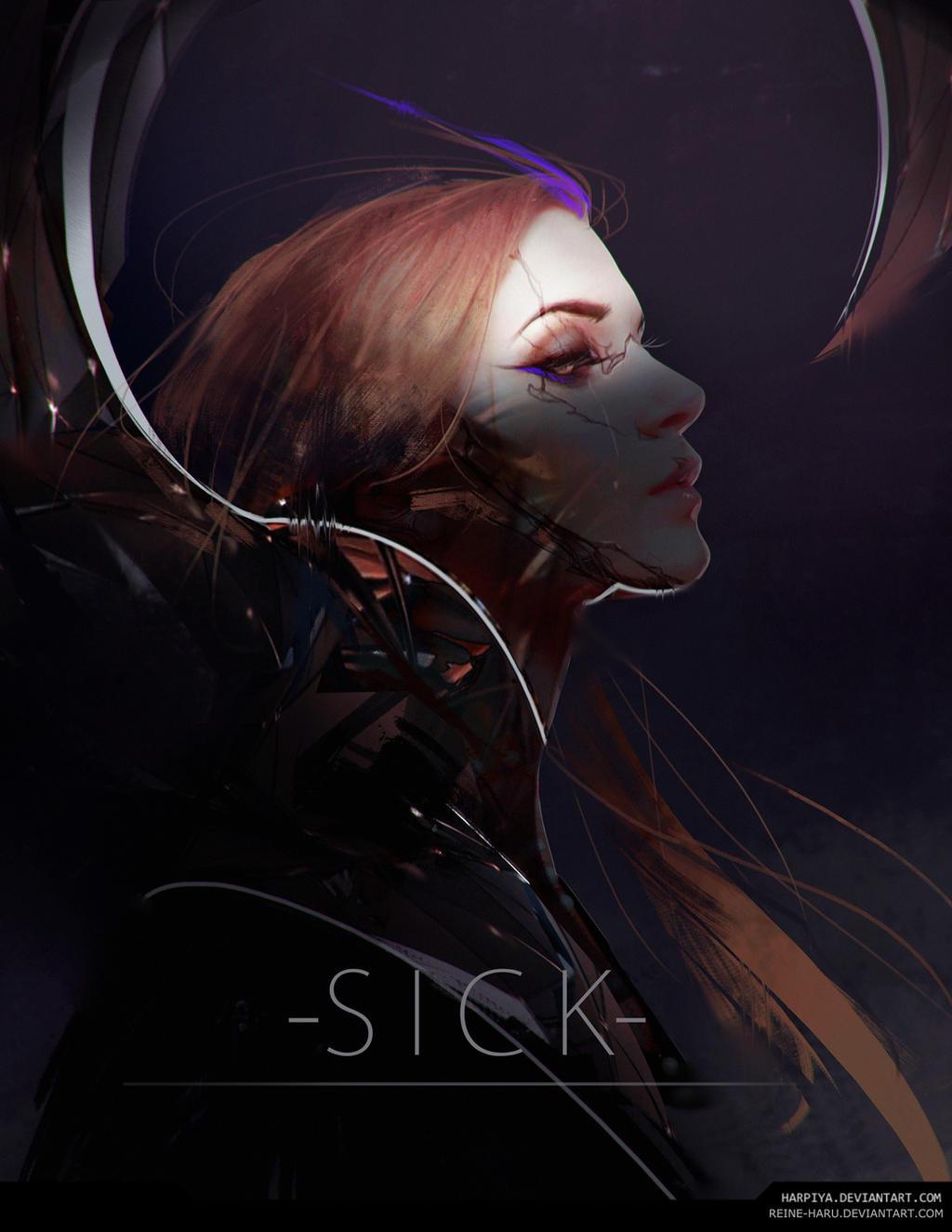 -Sick- by Harpiya