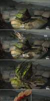 Shadow Warrior 2 Concept Art