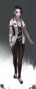 Shadow Warrior 2: Kamiko by Harpiya