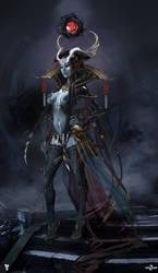 Shadow Warrior 2: Ameonna by Harpiya