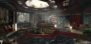 Shadow warrior 2: Heika's Mansion