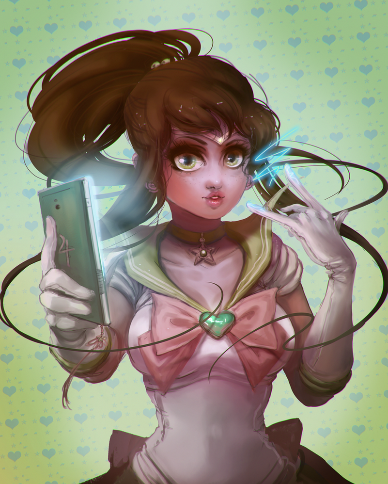Sailor Jupiter by Harpiya