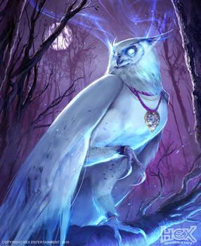 HEX: Silver Talon Adjudicator