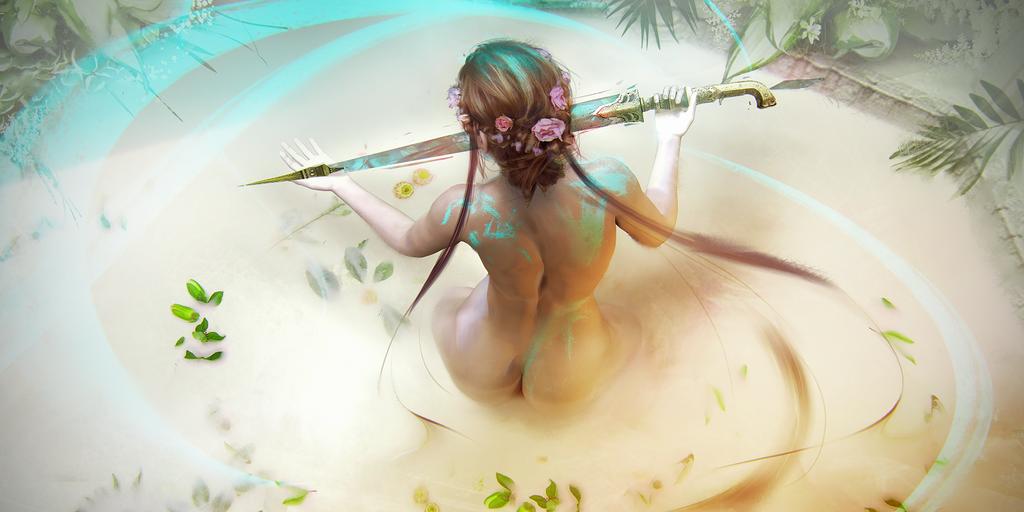 Swords by Harpiya