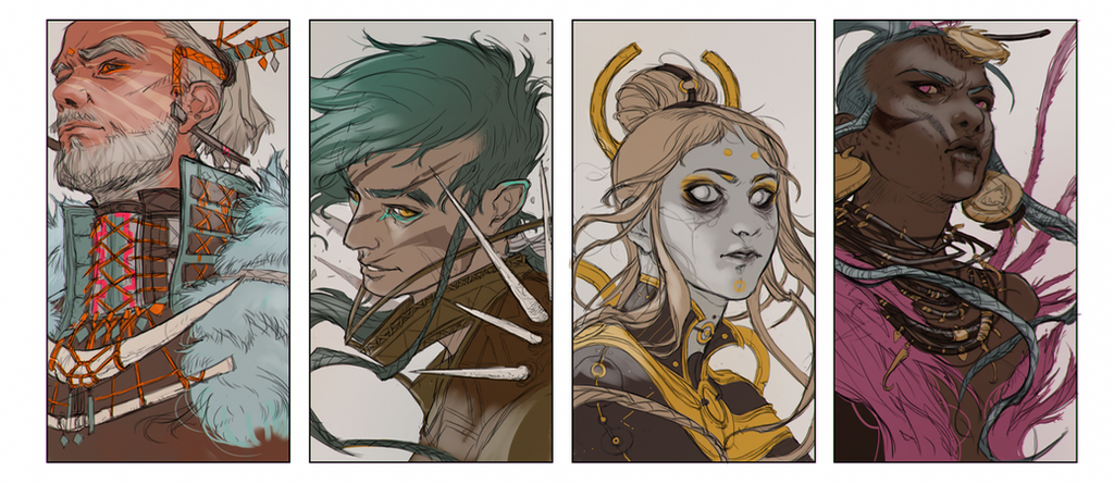 DR_sketches by Harpiya