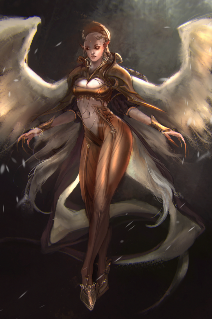 Celestial by Harpiya