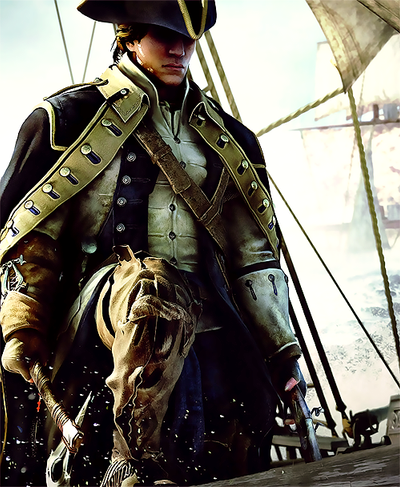 Assassin S Creed Iii Naval Outfit Connor Kenway By Dom098652 On