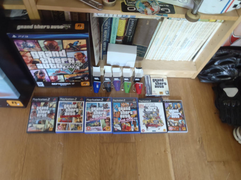 Ps2 Games All Of Them : Gta ps games by dom on deviantart
