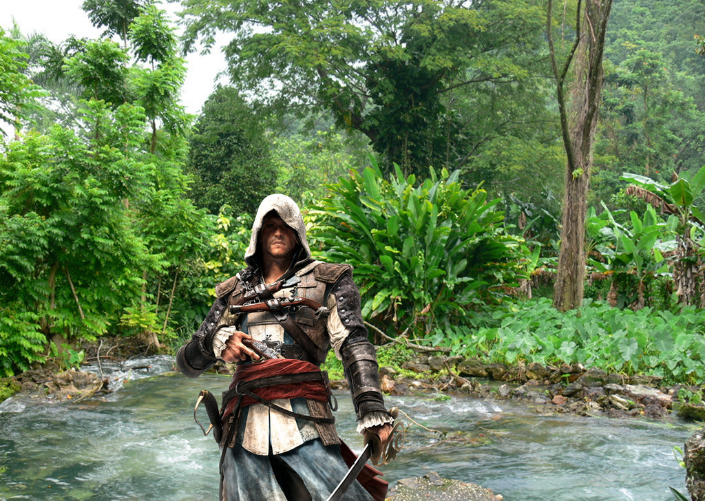 Assassins Creed IV Black Flag Wallpaper 3 By DOM098652