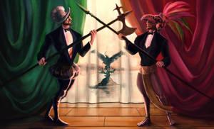 Mexico by jaxinto