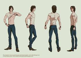 Jackson (Character design)