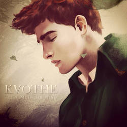 Kvothe by jaxinto
