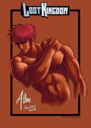 Allen by jaxinto