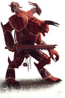 Daemon prince by kabarsa