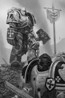 Iron Knights by kabarsa