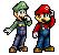 JUS Mario Bros. by Daichi-Sama