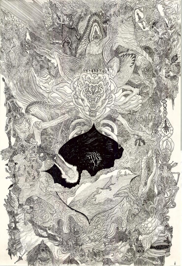 Inanis Chorea by EduardoTaborda