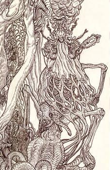 Inanis Chorea Detail