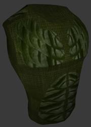 Breton Leaf Armour by xsycogoat
