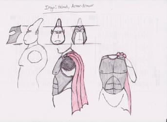 Imga Armour Concept by xsycogoat