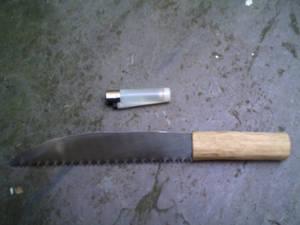Viking saw