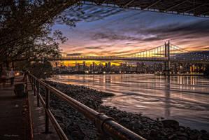 RFK bridge by Tomoji-ized