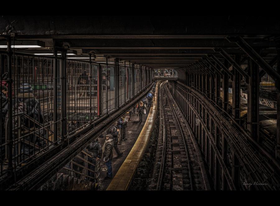 Underground by Tomoji-ized