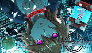 Systematical Error Nuzlocke Cover by bekkomi