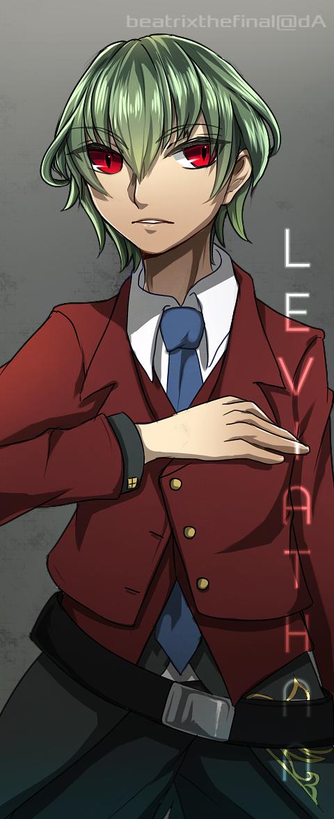 Umineko no Naku Koro Ni: Male!Levi by BeatrixTheFinal