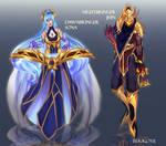 Dawnbringer Sona/ Nightbringer Jhin Concept