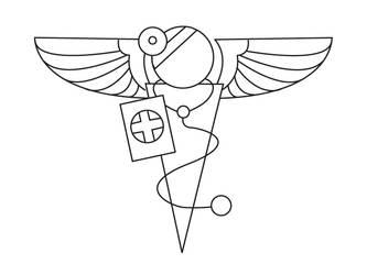 Dr. Logo by HealyAnimation