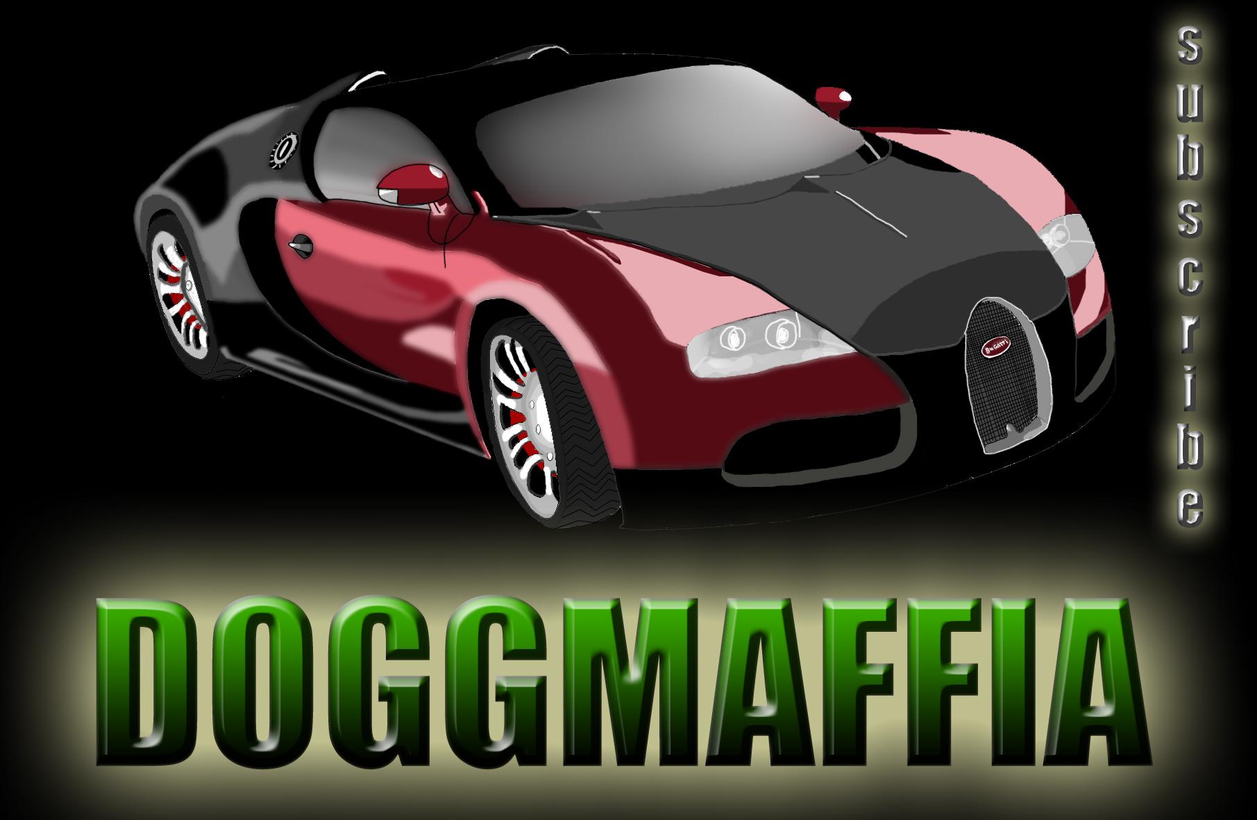 Bugatti Veyron MS Paint by DOGGMAFFIA