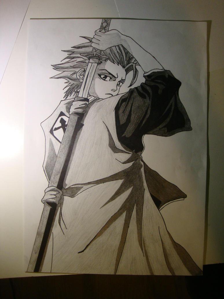 Hitsugaya Toshiro by DOGGMAFFIA