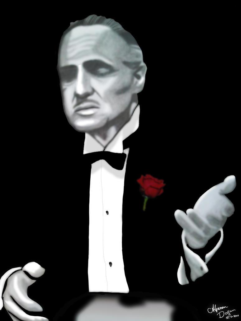 Don Vito Corleone by DOGGMAFFIA