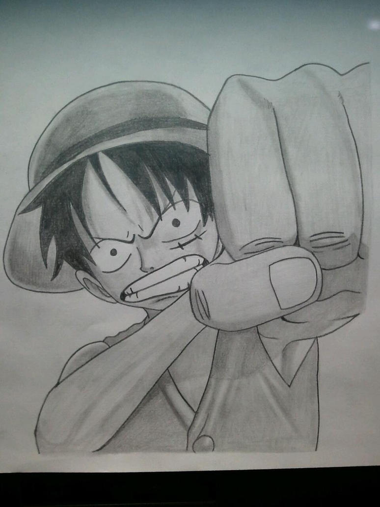 Luffy by DOGGMAFFIA