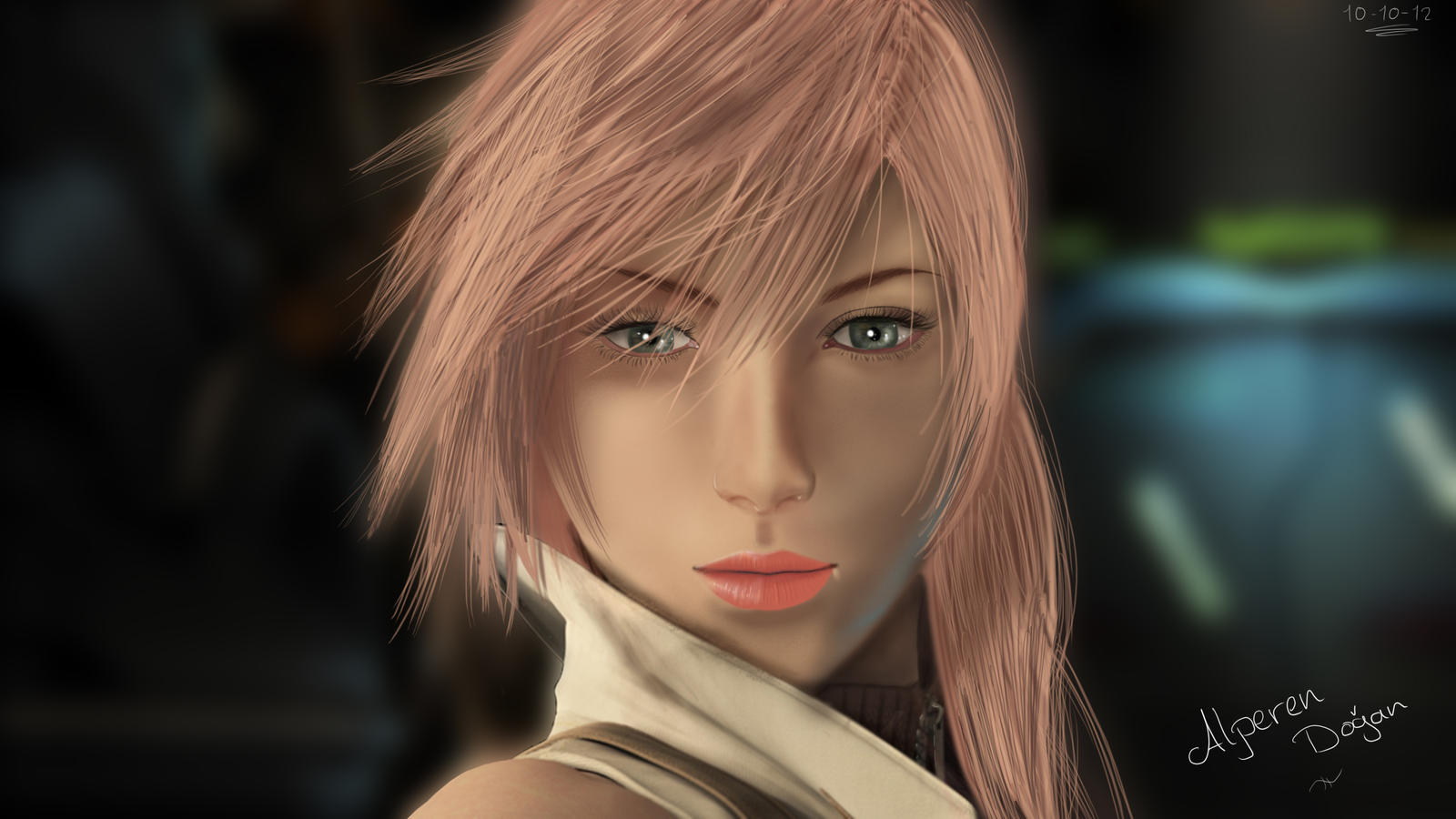 Lightning FFXIII by DOGGMAFFIA
