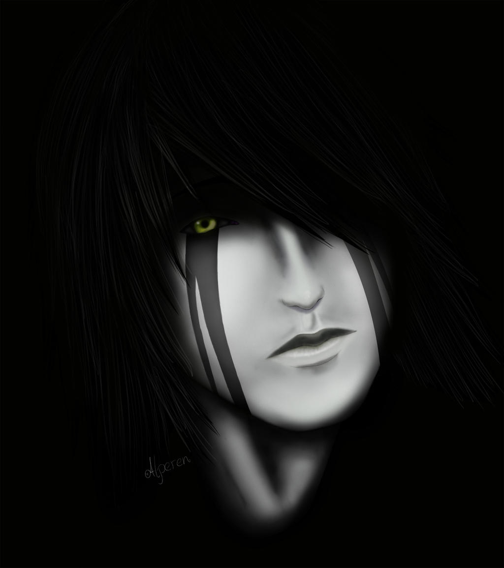 Ulquiorra Cifer (Semi-Realistic) by DOGGMAFFIA