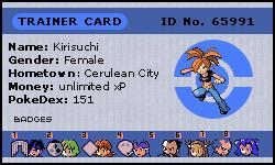 Kiri-Chan I.D. by mini-kirara