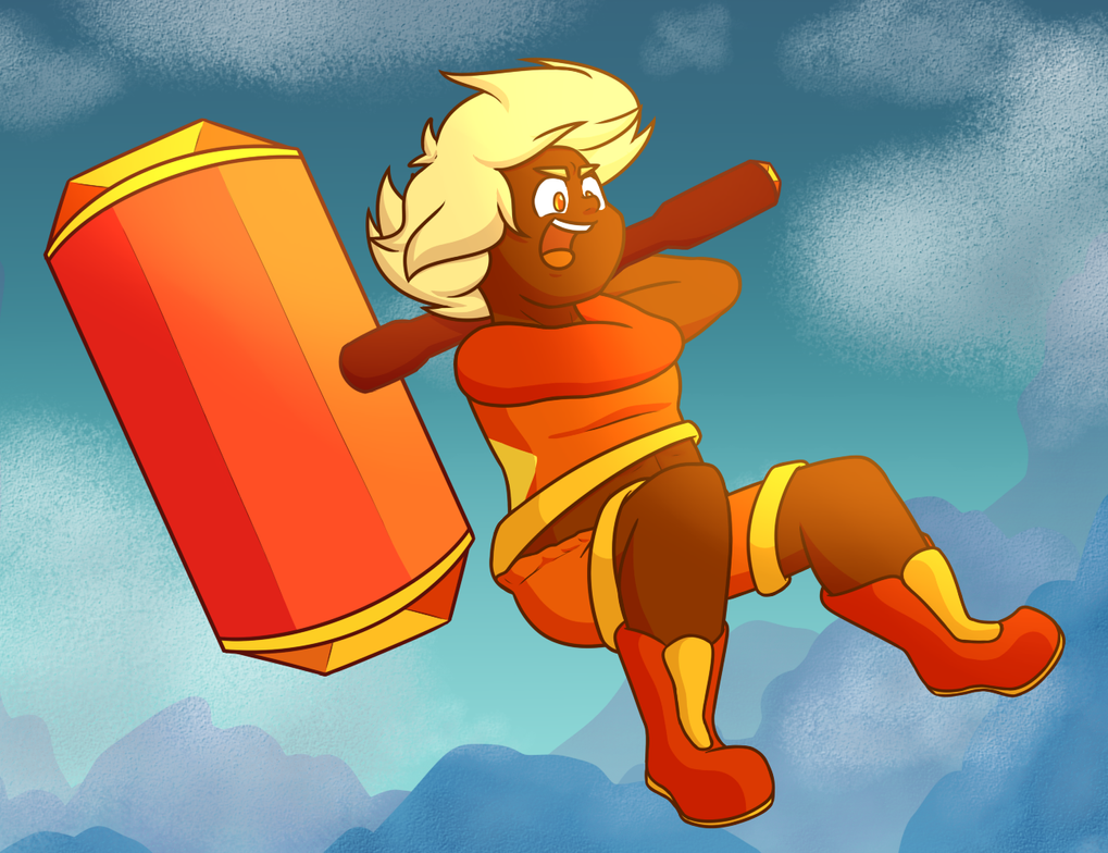 She's gonna wreck it! by TastyPony