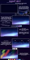Night Sky - Tutorial