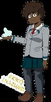 Akiko Inazuma - BNHA OC