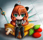 Penny Polenta by Anizcea