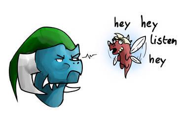 Hey hey listen hey! by Mamorucraft