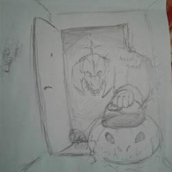 Halloween 2017 part 2 by Mamorucraft