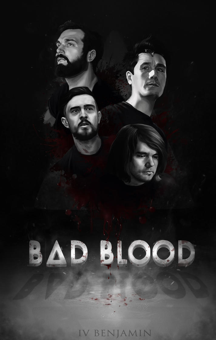 Bastille - Bad Blood by IVbenjamin