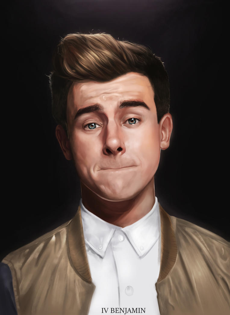 Youtubers 3 - Connor Franta by IVbenjamin